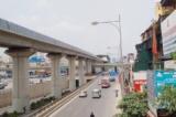 Đường sắt Cát Linh-Hà Đông lại vận hành thử vào đầu tháng 12