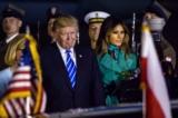 Trump toi Ba Lan