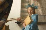 """Bức """"Nghệ thuật hội họa"""" của Johannes Vermeer"""