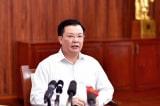 Bo truong Bo Tai chinh, Dinh Tien Dung