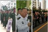 quân nhân biểu tình