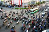 khí thải xe máy