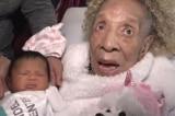 cụ bà 105 tuổi