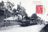 Lịch sử tuyến xe lửa Sài Gòn – Mỹ Tho
