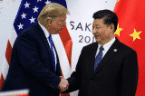 Trump, Tập Cận Bình