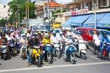 tăng phí đăng ký ô tô xe máy