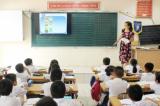 Giờ dạy khoa học tại Việt Nam trong mắt người Nhật