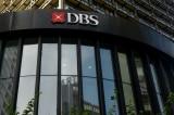 Trụ sở ngân hàng DBS.