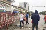 Gấp rút lấy mẫu xét nghiệm 962 người tại Nghệ An trở về từ Bệnh viện Bạch Mai