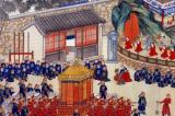 Về đoạn sử liệu vua Quang Trung quỳ gối ôm chân Càn Long đế