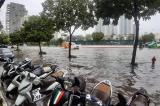 Hà Nội, mưa đá