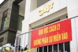 Hà Nội phong tỏa tòa 34T Trung Hoà Nhân Chính