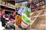 TQ: Trấn an người dân bằng dự trữ lương thực… đủ cho 10 ngày!