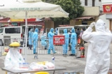 Hai người tiếp xúc gần bệnh nhân 243 âm tính với virus Vũ Hán