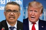 Mỹ chính thức thông báo với LHQ về việc rút khỏi WHO
