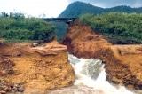 đập Đầm Thìn bị vỡ, Phú Thọ
