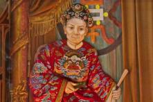 Sứ giả Anh yết kiến Lê Văn Duyệt tại thành Gia Định năm 1822