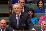 Thủ tướng Úc Scott Morrison.