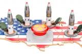 Hình ảnh minh họa tên lửa Mỹ.