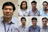 Cựu giám đốc CDC Hà Nội Nguyễn Nhật Cảm sẽ hầu tòa hôm 10/12