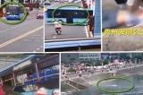 TQ: Xe buýt lao xuống hồ ở Quý Châu, 36 người thương vong