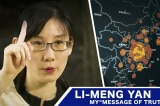 """Li-Meng Yan công bố luận vănvirus corona mới là """"sản vật phòng thí nghiệm"""""""