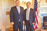 Cố vấn Ngoại trưởng Mỹ Miles Yu nói Trung Quốc không có đồng minh thực sự