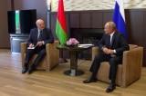 TT Putin đồng ý cho lãnh đạo Belarus vay 1,5 tỷ USD