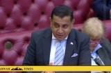 Anh chỉ trích Trung Quốc về Hồng Kông và Tân Cương tại cuộc họp LHQ