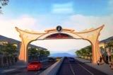Tỉnh nghèo Quảng Bình lại xây thêm cổng chào gần 14 tỷ đồng