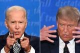Tranh luận Trump-Biden hiệp một: Cãi lộn và vài điểm đáng chú ý