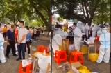 Khu nghỉ mát ở Quảng Châu bùng phát dịch, chính quyền gấp rút phong tỏa