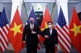 Ngoại trưởng Mỹ tới Việt Nam khiến ĐCSTQ lo ngại