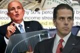Giuliani: Hunter Biden than vãn phải chia nửa số tiền kiếm được cho cha