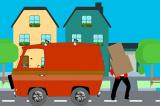 Khảo sát ở Mỹ: Chuyển nhà áp lực hơn ly hôn hoặc chia tay