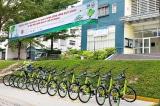 TP.HCM đề xuất làm 43 trạm xe đạp công cộng ở trung tâm thành phố