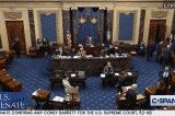 Thượng viện Mỹ đã bỏ phiếu xác nhận Thẩm phán Barrett vào Tối cao Pháp viện