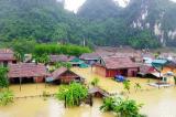 18 người chết trong mưa bão ở miền Trung Việt Nam