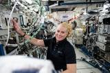Nữ phi hành gia bỏ phiếu bầu cử tổng thống Mỹ từ ngoài không gian