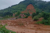 Sạt lở núi tại Quảng Trị: 22 cán bộ, chiến sĩ của Sư đoàn 337 mất tích