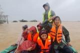Đà Nẵng, Huế: Từ 20-21h tối nay, yêu cầu mọi người không ra khỏi nhà để tránh bão