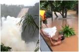 Nhiều nơi ngập trong biển nước, thủy điện Quảng Trị tiếp tục xả lũ 1.110 m3/s