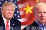 Tổng thống Trump dẫn dắt nước Mỹ quyết chiến với chủ nghĩa cộng sản