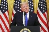 TT Trump ký sắc lệnh chấm dứt đầu tư vào các công ty quân đội Trung Quốc