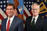 Ông Trump công bố người thay thế Bộ trưởng Quốc phòng Mark Esper