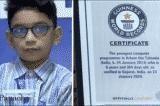 Cậu bé 6 tuổi Ấn Độ trở thành lập trình viên trẻ tuổi nhất thế giới