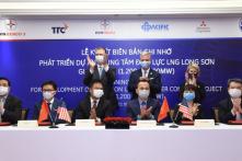 Công ty GE đầu tư 1 tỷ USD vào nhiệt điện khí Long Sơn