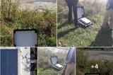 Quan chức Georgia điều tra sau khi phát hiện máy bỏ phiếu cũ bị vứt bên lề đường
