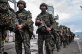 Thủy quân Lục chiến Hoa Kỳ đã đến Đài Loan để giảng dạy