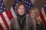 LS Sidney Powell đưa ra 30 cáo buộc nhằm vô hiệu kết quả bầu cử Georgia